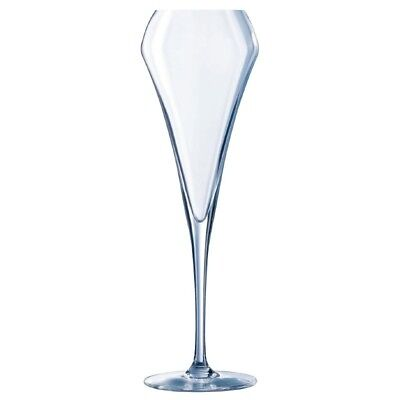 Chef & Sommelier Open Up Champagne Flutes 200ml