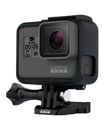 GoPro HERO5 Black 4K Ultra HD 12MP Waterproof Action Camera with LCD and Voice