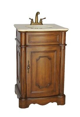 "21"" Powder Room Special - Teega SM. Bathroom Sink Vanity Model CF-3006M"