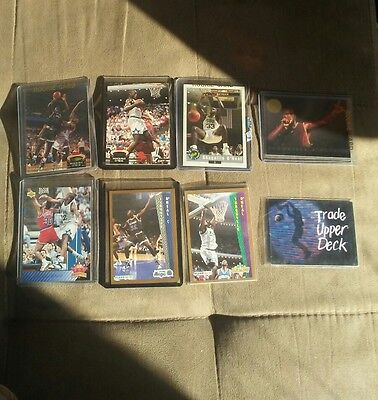 Shaquille O Neal Rookies Lot Of 8 Rare Cards Nm Mn  Bid Now