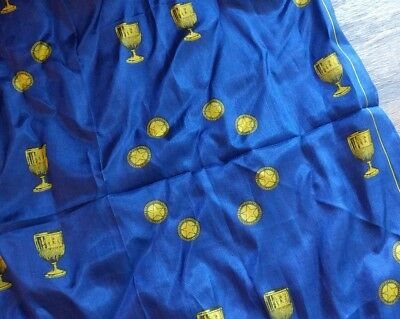 100% Silk Tarot Scarf *or* ALTAR Cloth 16x21 Inches CUPS Swords WANDS Pentacles