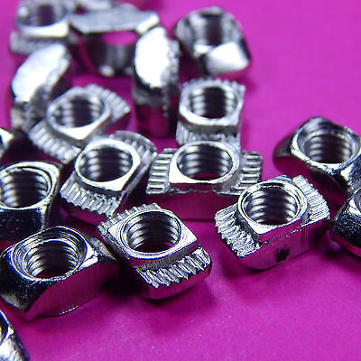 20 of M5 Hammer Nut T For 2020 Profile