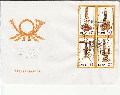 Microscopes Germany DDR FDC Optics