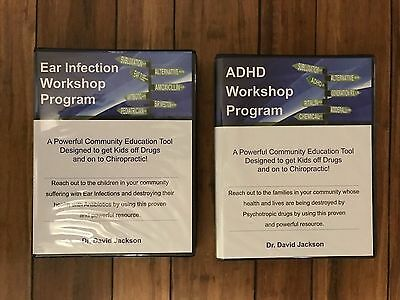 Chiropractor Free Workshop Programs ADHD Ear Infection