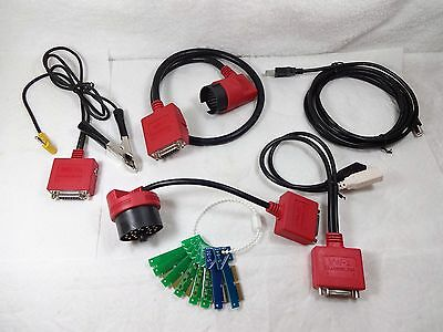 NICE Snap-on European Diagnostic Adapter & Key Kit VERUS MODIS SOLUS ETHOS