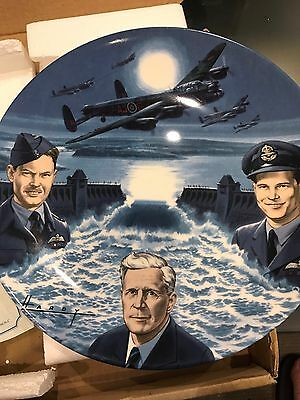 The Dambusters - A Tribute Collector's Plate
