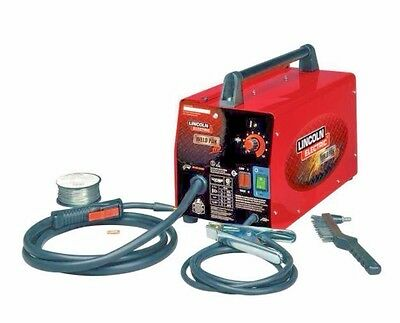 Lincoln Electric, Weld Flux Pack HD Wire Feed Welder, Steel, Welding Contractor