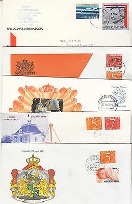 Royalty The Netherlands 5 covers