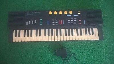 vintage Waltham WE 92 Piano Keyboard Stereo Electronic
