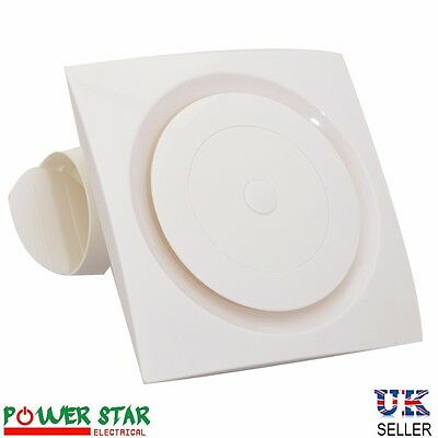 Extractor Ceiling Exhaust Fan Centrifugal Ventilation Bathroom Kitchen  Toilet