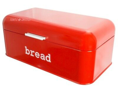 Bread Box For Kitchen - Bin Storage Container Loaves, Pastries, and More...