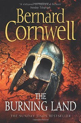 The Burning Land (The Last Kingdom Series, Book 5)-Bernard Cornwell