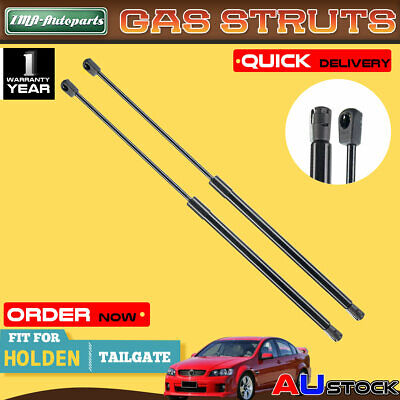 2x for Holden Commodore VT VX VY VZ 97-07 Rear Tailgate Gas Struts Station Wagon