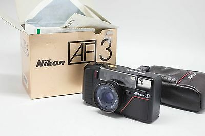 nikon Af3 body point & shoot (like AD3)
