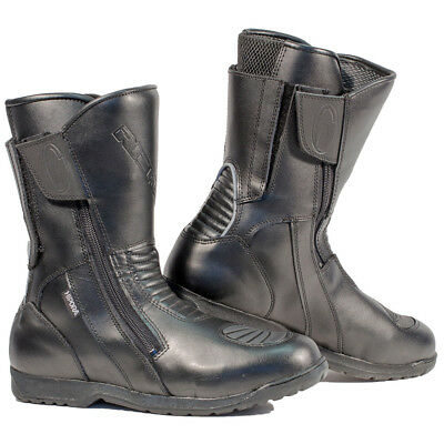 NEW Richa Nomad Waterproof Motorcycle Touring Boots