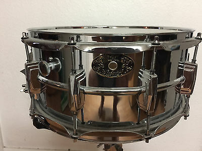 RARE Ludwig 100th anniv. 6.5x14 Supraphonic Special Edition! New old stock!