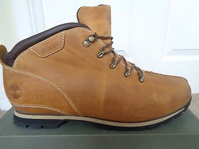 75b8465ae53 Timberland Splitrock Hiker mens boots sneakers shoes Wheat A14MP NEW INBOX