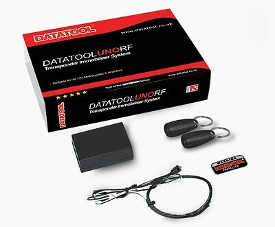 Datatool UNO RF Motorcycle Self-Fit Immobiliser
