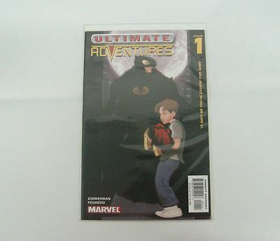 Marvel Ultimate Adventures Issue 1 Comic Good Condition