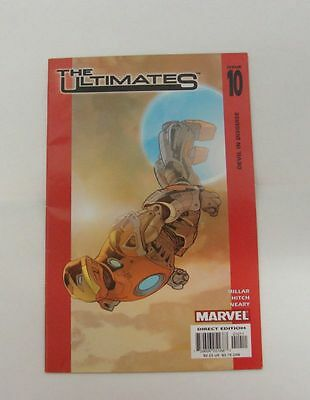 Marvel Ultimate Adventures Issue 10 Comic Good Condition