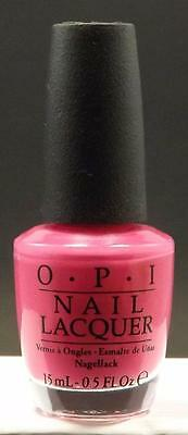 O.P.I. opi Nail Lacquer #NL H59 Kiss Me On My Tulips