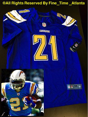 quality design a11ee 269d7 mens chargers color rush jersey