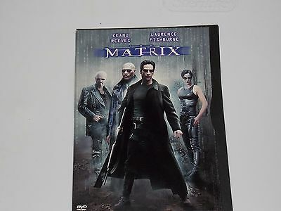 The Matrix (DVD, 1999) Keanu Reeves, Carrie-anne Moss, Laurence Fishburne