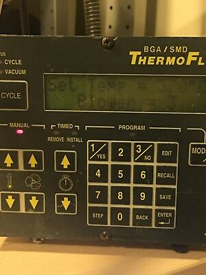 PACE ThermoFlo PPS 95 BGA/SMD Rework Station