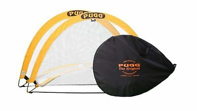 PUGG 6 Footer Portable Training Goal Boxed Set (Two Goals and Bag)