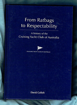 #oo. Book - History Of Cruising Yacht Club Of Australia