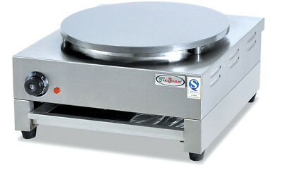 Non-Stick Single Head Electric Crepe Maker Commercial Waffle Pancake
