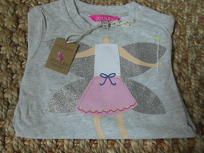 Bnwt Joules Baby Girls Fairy Top 18-24 Months