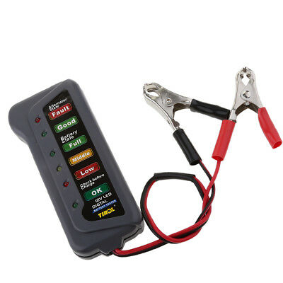 Brand New Automotive Car Battery Load Tester 12V Analyzer