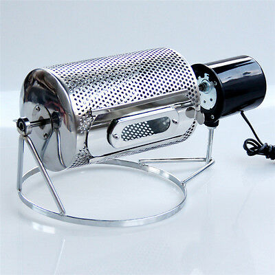 Home Kitchen Tool Electric Stainless Steel Machine Coffee Roaster Machine