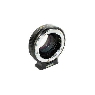 Metabones Speed Booster Ultra 0.71x Adapter for Nikon Lens to Micro Four Camera