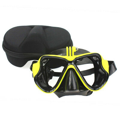 Diving Mask Scuba Glasses Case Protector Container Organizer Box Case For Gopro