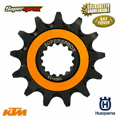 Supersprox Front Sprocket 13 Tooth for KTM SX SX-F EXC EXC-F