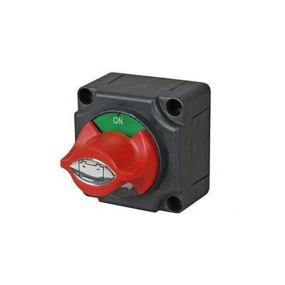 Durite 0-605-11 Marine Battery Isolator Switch 300A Rated & Removeable Key