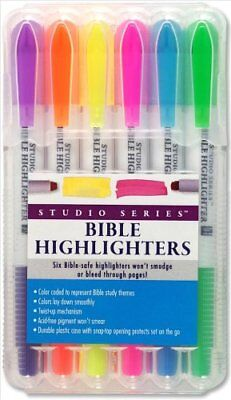 Bible Highlighters (Set of 6) by Inc Peter Pauper Press 9781441324733