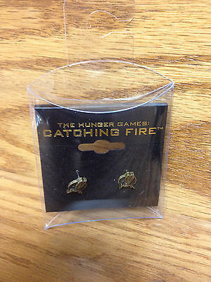 Set of EARRINGS The Hunger Games CATCHING FIRE **BRAND New!