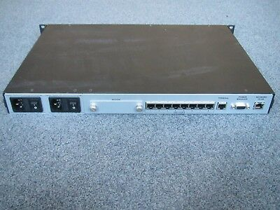 Lantronix SCS4805 SCS4805U-01 Secure Console Server V4.4.1 Fw [Cisco HWIC-16A]