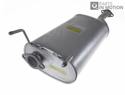 Exhaust Centre Box fits SSANGYONG REXTON GAB 2.7D 03 to 06 D27DT Silencer Middle