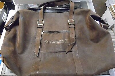 City Slickers 2 1994 Leather Bag  081417DBT2