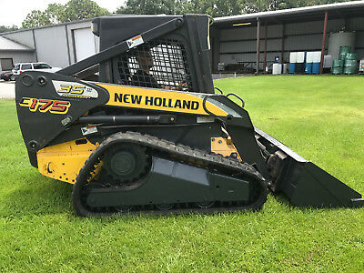 New Holland C175 Track loader