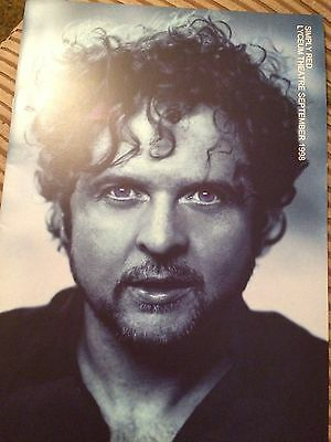 Simply Red 1998 Lyceum Theatre Tour Programme From Collection