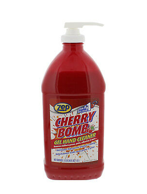 ZEP R57116 Cherry Bomb Hand Cleaner, 48 oz.