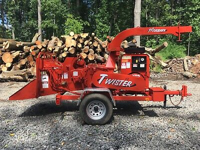"Morbark Twister 12"" Chipper"