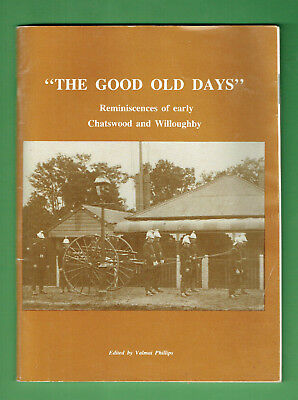 #oo. Australian History Book - Chatswood & Willoughby