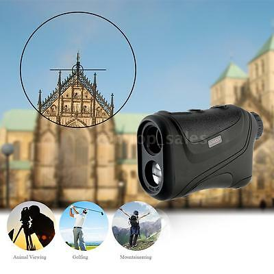 Range Finder Distance Speed Angle Height Hunting Golf Telescope Outdoor New I0Q8