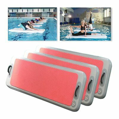 Inflatable Floating Yoga Mat Air Tumbling Track For Gymnastics SUP Paddle Board